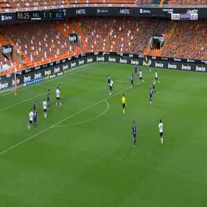 Valencia [2]-1 Real Valladolid - Kangin Lee 89'