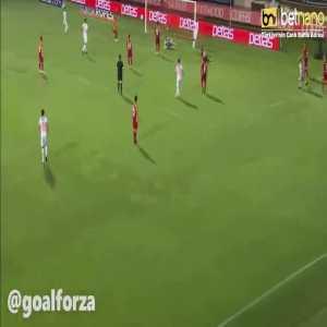 Alanyaspor 1-0 Galatasaray - Papiss Demba Cisse 43'