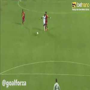 Alanyaspor 2-0 Galatasaray - Papiss Demba Cisse 45+4'