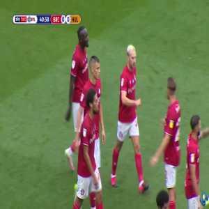 Bristol City 1-0 Hull City: Diedhiou 41'