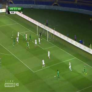 Dynamo Kiev 0-1 Vorskla - Ruslan Stepanyuk 11'