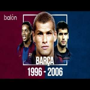 [OC] A 30-minute Documentary about Barça's Challenging Period Between 1996-2006