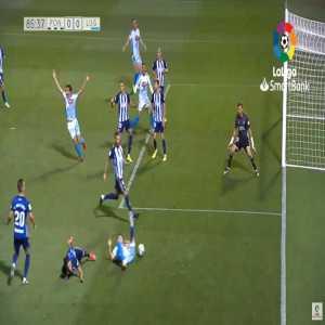 Ponferradina 0-1 Lugo - Manuel Barreiro penalty 87'