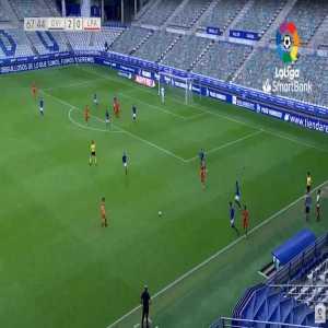 Real Oviedo 2-[1] Las Palmas - Ruben Castro 68'