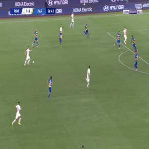 Roma [2]-1 Parma - Jordan Veretout 57'