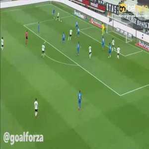 Beşiktaş [1] - Kasımpaşa 0 - Tyler Boyd (6')