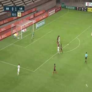 Kashima Antlers 0-(2) Consadole Sapporo - Lucas Fernandes nice goal