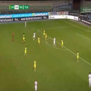 Chievo 1-[1] Trapani - Filip Piszczek 78'