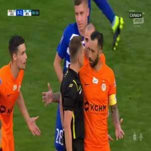 Filip Starzyński (Zagłębie Lubin) disallowed great goal vs. Wisła Płock (51', Polish Ekstraklasa)