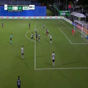 Montreal Impact 0-1 New England Revolution - Gustavo Bou 56'