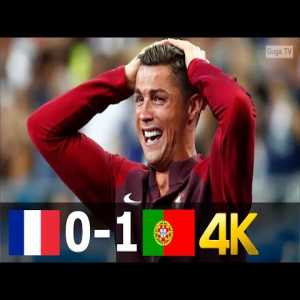 On this day in 2016, Portugal was for the first time European Champion by beating France 0-1