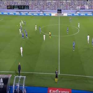 Real Madrid [2] - 0 Alaves - Asensio 50'