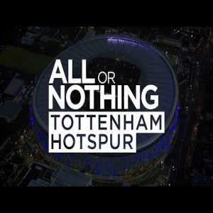 [Trailer]Coming Soon | All or nothing | Tottenham Hotspur|