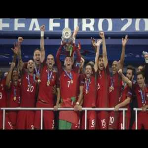 4 Years ago, Portugal became for the first time ever European Champions.