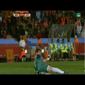 Arjen Robben vs Iker Casillas   Netherlands vs Spain   2010 FIFA World Cup