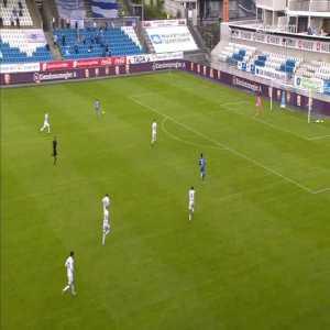 Haugesund 0-3 Molde - Leke James 78'