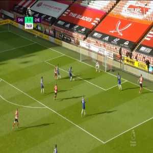 Sheffield Utd [3] - 0 Chelsea - McGoldrick 77'