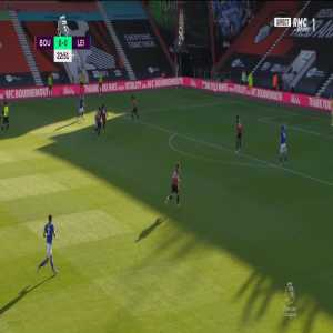 Bournemouth 0 - [1] Leicester - Vardy 23'