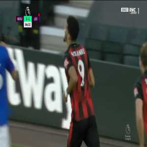 Bournemouth [4] - 1 Leicester - Solanke 87'