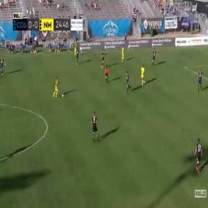 Colorado Springs 0-[1] New Mexico United (USL) - Saalih Muhammad great volley goal (25')