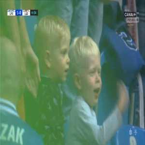 Lech Poznań 1-0 Lechia Gdańsk - Dani Ramírez FK 5' (Polish Ekstraklasa)