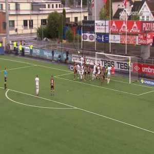 Mjøndalen 0-1 Vålerenga - Fredrik Oldrup Jensen 14'