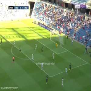 Paris Saint-Germain [1] - 0 Le Havre - Icardi M. 8'