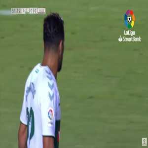Elche 1-0 Albacete - Jonathas 52'