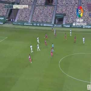 Elche 2-0 Albacete - Jonathas 90'+5'