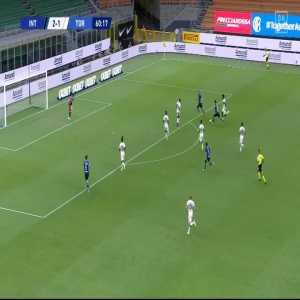 Inter [3] - 1 Torino - Lautaro Martinez 61'