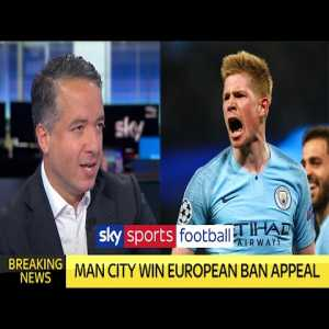 Leading sports and football lawyer Daniel Geey discussing the Man City decision and its impact on Premier League regulations