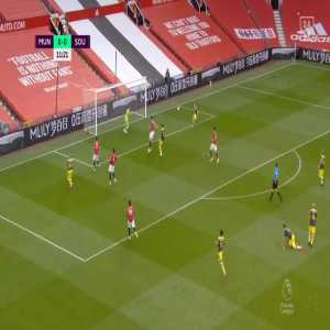 Manchester United 0 - [1] Southampton - Amstrong 12'
