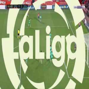 Sergio Ramos goal line clearance against Granada 85'