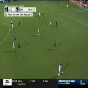 Sporting Kansas City 1 - Minnesota United [2] - Kevin Molino