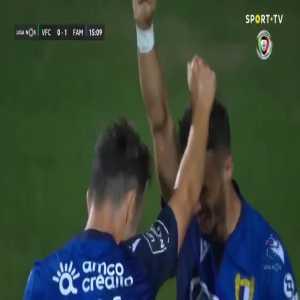 Vitoria Setubal 0-1 Famalicao - Diogo Goncalves 15'