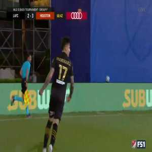 Brian Rodriguez Goal | Houston 3 - [3] LAFC