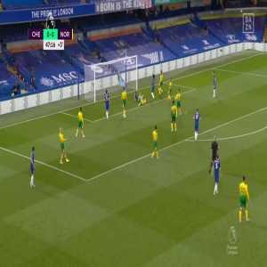 Chelsea [1] - 0 Norwich - Giroud 45+3'
