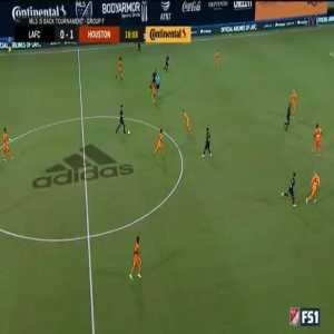 Los Angeles [1]-1 Houston Dynamo - Bradley Wright-Phillips 19'