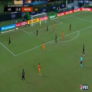 Los Angeles FC 0-1 Houston Dynamo - Memo Rodriguez 9'