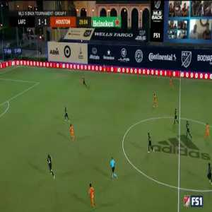 Los Angeles FC 1-[2] Houston Dynamo - Memo Rodriguez 30'