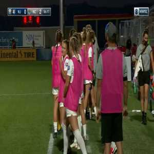 Sky Blue FC 0 - [2] North Carolina Courage - Dunn 56'