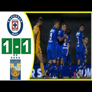 Cruz Azul (1-1) 90+4 and wins in PKs to advance to the final.