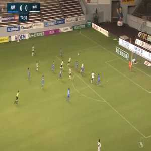 Sagan Tosu 0-(1) Vissel Kobe - Douglas amazing goal (with assist from iniesta)