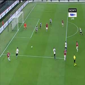 AC Milan [1]-0 Bologna: Alexis Saelemaekers 10'