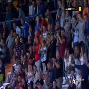 Awesome goal by Domagoj Droždek, Croatian League