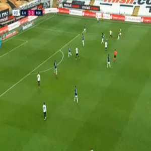 Besiktas 1-0 Fenerbahce - Domagoj Vida 63'