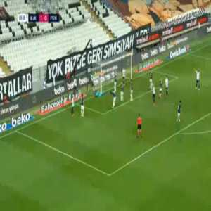 Besiktas 2-0 Fenerbahce - Gokhan Gonul 70'