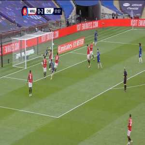 [Manchester Utd - Chelsea] De Gea save 58'