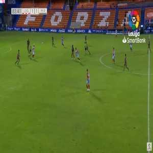 Lugo [2]-1 Mirandes - Cristian Herrera 84'