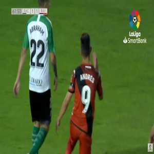 Racing Santander 1-[2] Rayo Vallecano - Mario Suarez penalty 63'